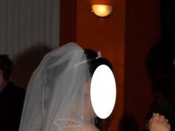 śliczna suknia z kryszt. swarovskiego na sprzedaż OKAZJA