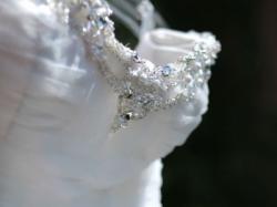 śliczna suknia z salonu Adeline projektant: Herms/Cinecitta