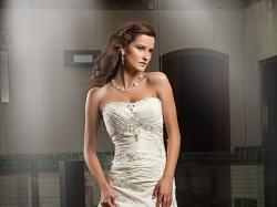 Śliczna Suknia z Salonu Annais*2011*34-36*-60% OFF