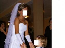 Śliczna Suknie Ślubna TANIO!!!