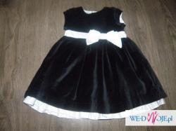 sliczne sukienusie dla malej ksiezniczki