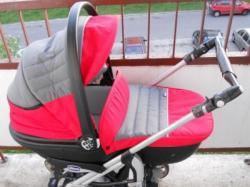 Śliczny wózek CHICCO TRIO FOR ME + gratisy!!!