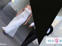 Slubna suknia grecka TRIUNFO manuela mota 36 38 34