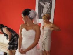 Śmiertankowa suknia ślubna Elizabeth Passion 2279