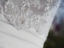 Śnieżnobiała Sincerity Bridal 38-40
