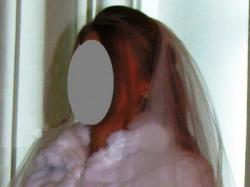 Śnieżnobiała suknia ślubna marki Maggio Ramatti typ Aurelia + bolerko