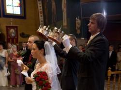 Śnieżnobiała suknia ślubna SPOSABELLA 2007