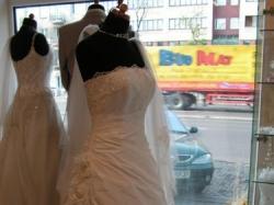 Spedam przepiękną suknię!
