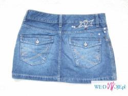 Spódniczka mini dżinsowa MEXX rozmiar 29 NOWA