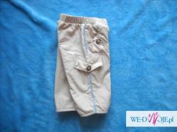 Spodnie rozmiar 3- 6 miesięcy