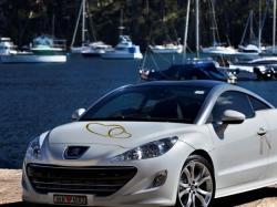 Sportowe Auto do Ślubu