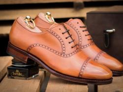 Sprawdzone obuwie męskie - Patine