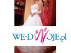 Sprzadam cudną suknię ślubną