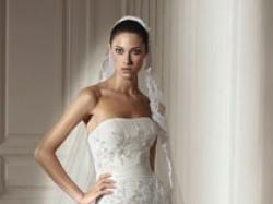 sprzadam suknie Pronovias - DAPHNE