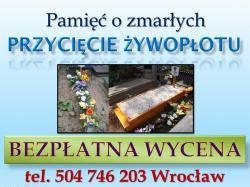 Sprzątanie grobów Grabiszynek tel. 504-746-203. Cmentarz Wrocław Grabiszyn.