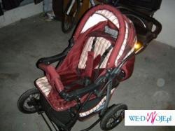 Sprzedaam wózek dla dziewczynki, chłopaka. Bardzo mało używany