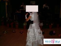 Sprzedam 3-czesciowa suknie slubna