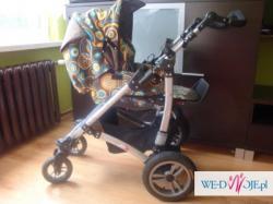 Sprzedam 3FUNKCYJNY WÓZEK BABY ACTIVE JET PICASSO TANIO!!