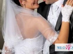 sprzedam bajeczna  suknie ślubną.