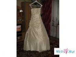 Sprzedam bajkową suknię ślubną rozm.36