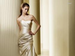 Sprzedam bardzo elegancką i kobiecą suknię ślubną