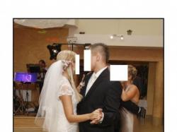 Sprzedam bardzo elgancką suknię ślubną Sweetheart 5830 + dodatki rozm. 34,36,38