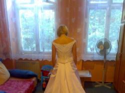 Sprzedam bardzo piękną suknie ślubną
