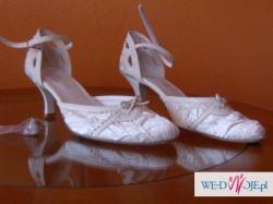 Sprzedam bardzo tanio buty ślubne!