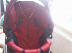 sprzedam bebe confort loola oxygen red