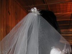 Sprzedam białą jednoczęściową suknię ślubną