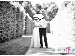 sprzedam - biała suknia ślubna 38
