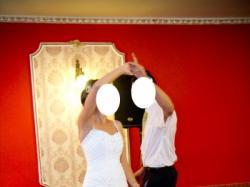 Sprzedam białą suknię ślubną roz. 38