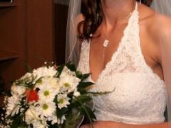Sprzedam białą suknię ślubną z kolekcji ST. Patrick model Radiante rozmiar 36-40