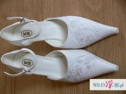 Sprzedam buty do ślubu