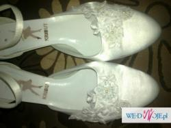 Sprzedam buty ślubne