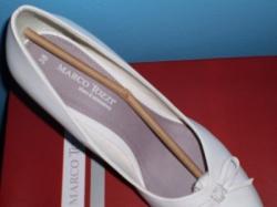 Sprzedam buty ślubne białe rozmiar 38