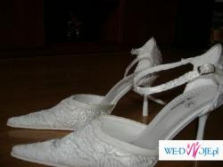 sprzedam buty ślubne firmy Mark Shoes