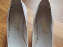 Sprzedam buty ślubne rozmiar 38