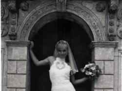 Sprzedam cudną koronkową suknię ślubną z salonu Madonna model Manacor r 36/38/40