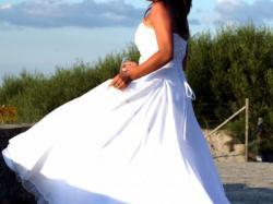 Sprzedam cudną , romantyczną suknię