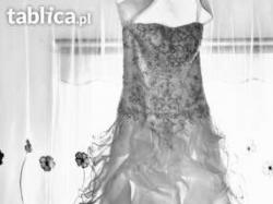 Sprzedam cudowną suknię ślubną!