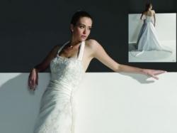 Sprzedam  delikatną, romantyczną sukienkę ślubną