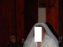 sprzedam dużą piekną suknię ślubną