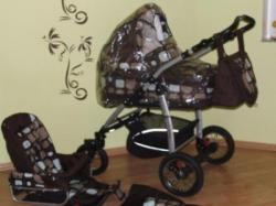 Sprzedam dziecięcy wózek wielofunkcyjny JEDO Wrocław