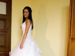 Sprzedam ekskluzywną suknię z kolekcji Sweettheart