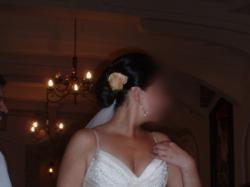 Sprzedam elegancką suknię firmy La Sposa, model Sidney