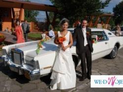 Sprzedam elegancka suknię ślubną