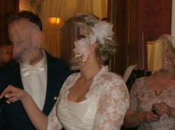 Sprzedam elegancką suknię ślubną-stan idealny