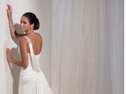 Sprzedam elegancką suknię ślubną z amerykańskiej kolekcji Sophia Tolli 2011