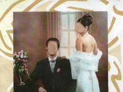 Sprzedam elegancką suknie z salonu Jacqueline